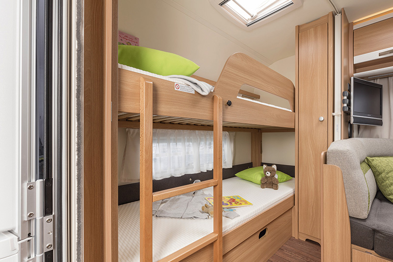 Wohnwagen Etagenbett Knaus : Knaus südwind mit etagenbett gebraucht u a wohnwagen zentrum
